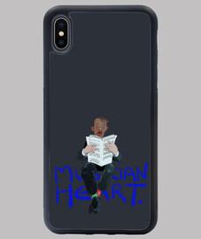 iphone musician heart case