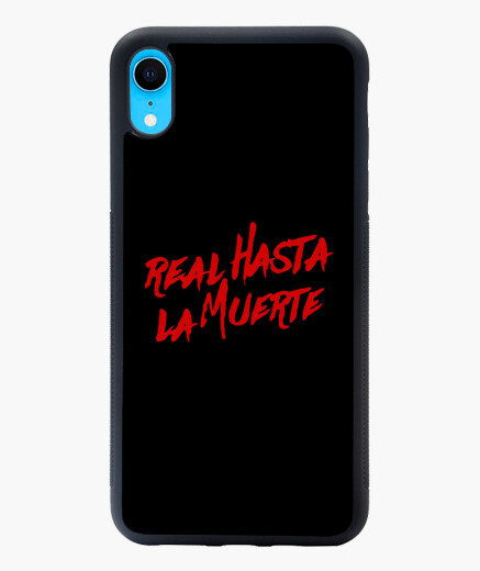 Iphone sleeve xr real until death iphone xr case