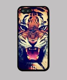 iPhone tiger