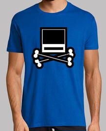 iPod skull...