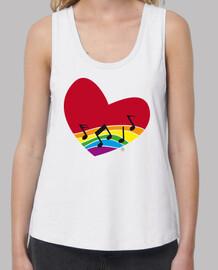 iris cuore arcobaleno