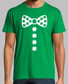 Irish bow tie tuxedo