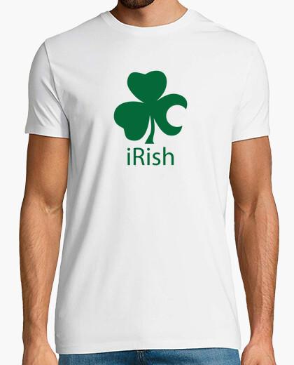 T-shirt irlandese