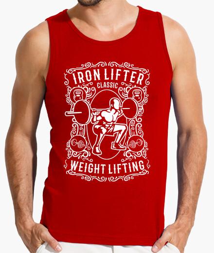 Camiseta Iron Lifter