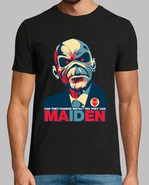 Iron Maiden - Eddie for President