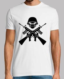 Iron Maiden Army (Chico Blanco)