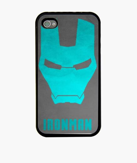 Funda iPhone Iron Man