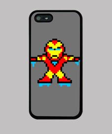 Iron Man 8 Bits (iPhone)
