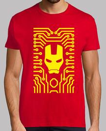 iron minimalista (giallo)