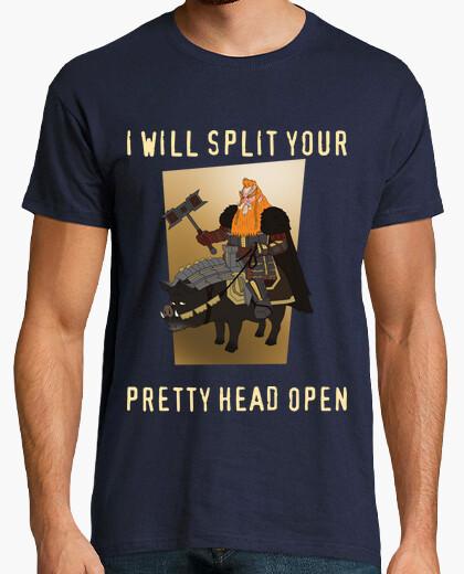Tee-shirt ironfoot dain