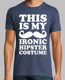 Ironic Hipster Costume