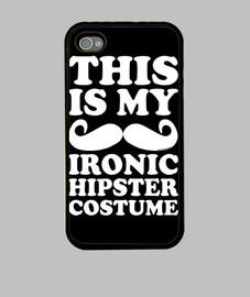 ironico hipster costume