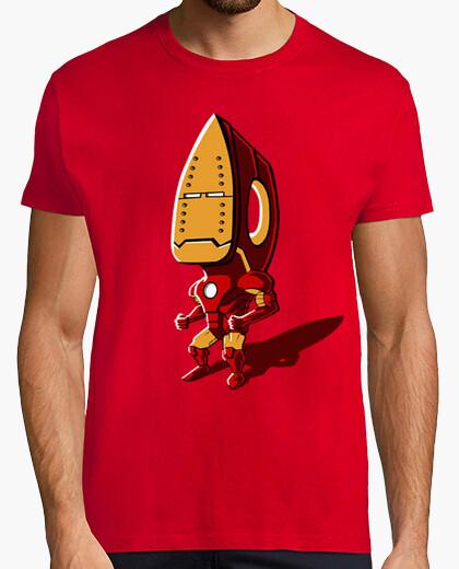 Camiseta IronMan iron