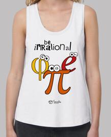 irrationnel et π φ (fond clair)