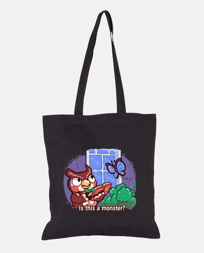 Is this a Monster - Tote Bag
