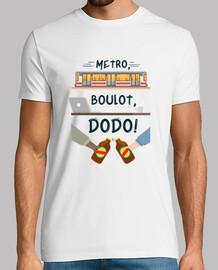 isla de la reunión 974 - metro boulot dodo