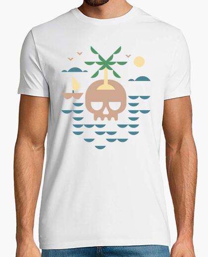 Camiseta Isla del cráneo