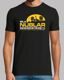 Isla Nublar - Equipo de Investigación 93 (Jurassic Park)