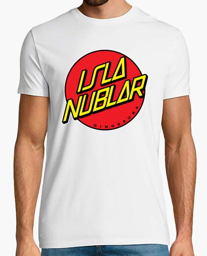 Tee-shirt Isla Nublar Dinosaurs