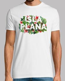 Isla Plana - Leaves and Flowers
