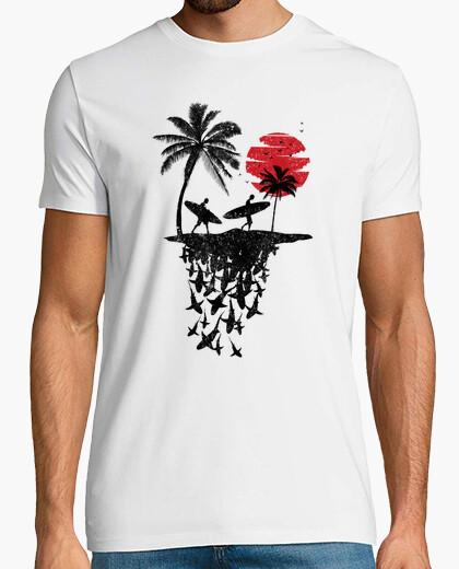 Island sharks t-shirt
