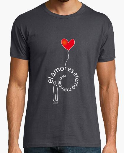 Ismael serrano - love is eternal t-shirt