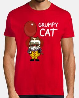 It Cat Clown Funny
