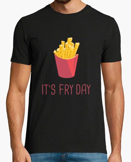Camiseta It Is Fry Day