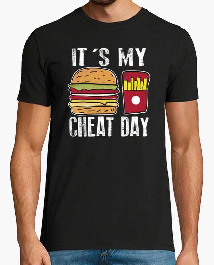 Camiseta It is My Cheat Day