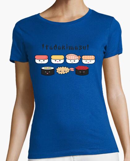 Camiseta Itadakimasu!