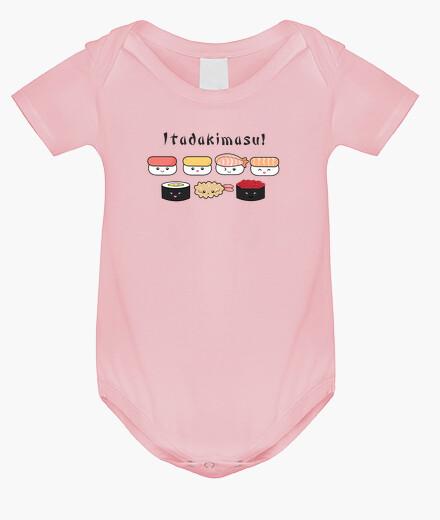 Ropa infantil Itadakimasu!