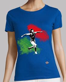 Italia Brasil 2014 Mujer