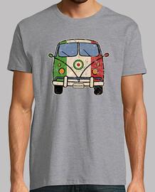 italian vintage van