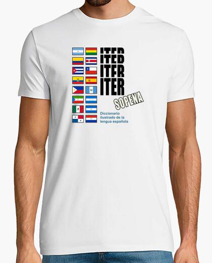 Camiseta Iter Sopena