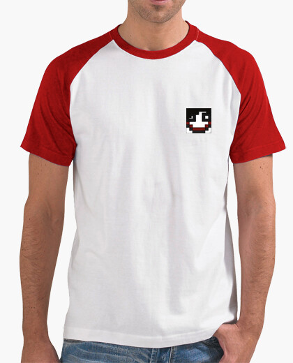 Itowngameplay gustaaa man stripes t-shirt
