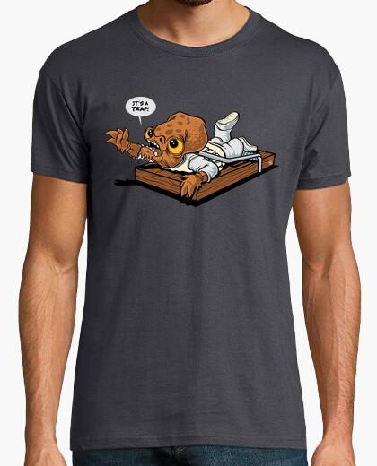 Camiseta It's a Trap!
