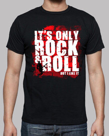 its only rock and roll
