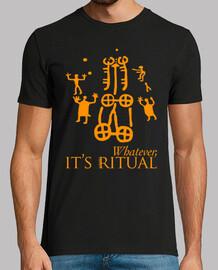 It's ritual