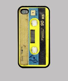 iv retro cassette