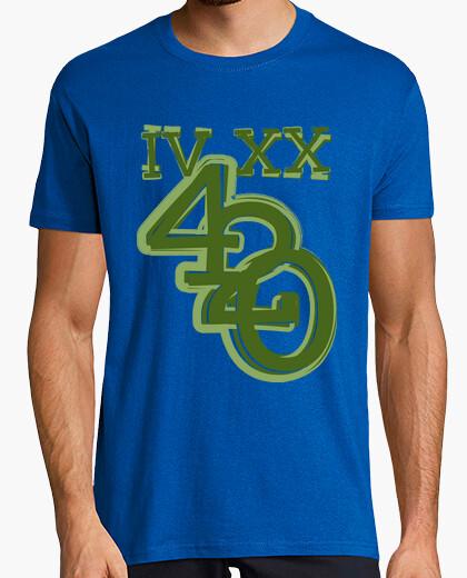 Camiseta IV XX 420