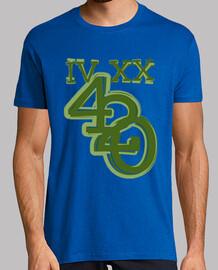 IV XX 420