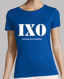 IXO gehiengo isila txuria