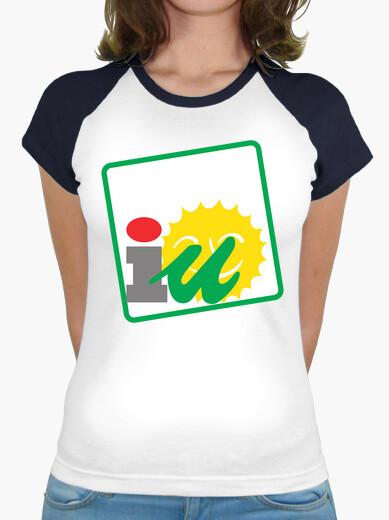 Camiseta Izquierda Unida Los Verdes Andalucía