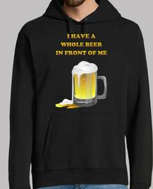 J39ai l39 who lui bière devant moi