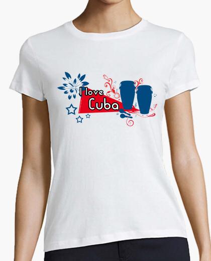 Tee-shirt J39aime Cuba