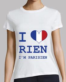 J'aime rien, je suis Parisien
