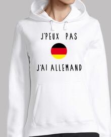 J'peux pas j'ai allemand