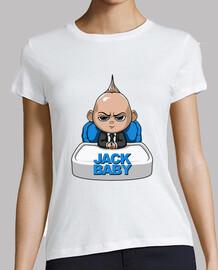 jack bébé chemise femmes