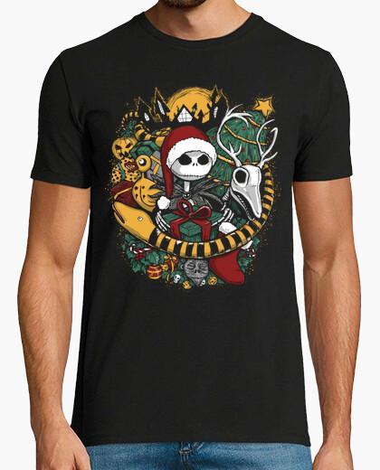 T-shirt Jack di natale