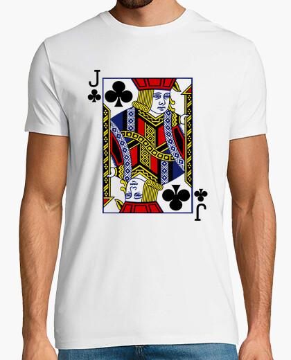 Tee-shirt Jack Of Clubs